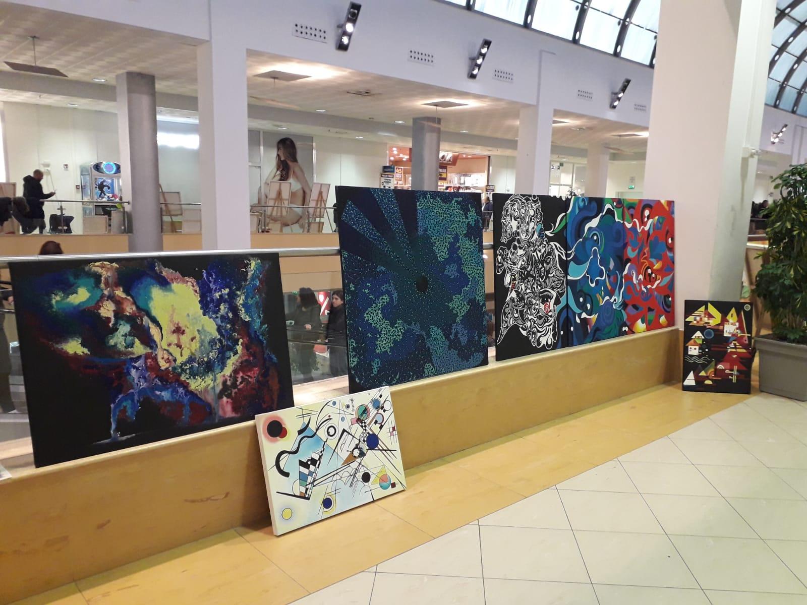 Mostra dipinti - Lisa ingoglia