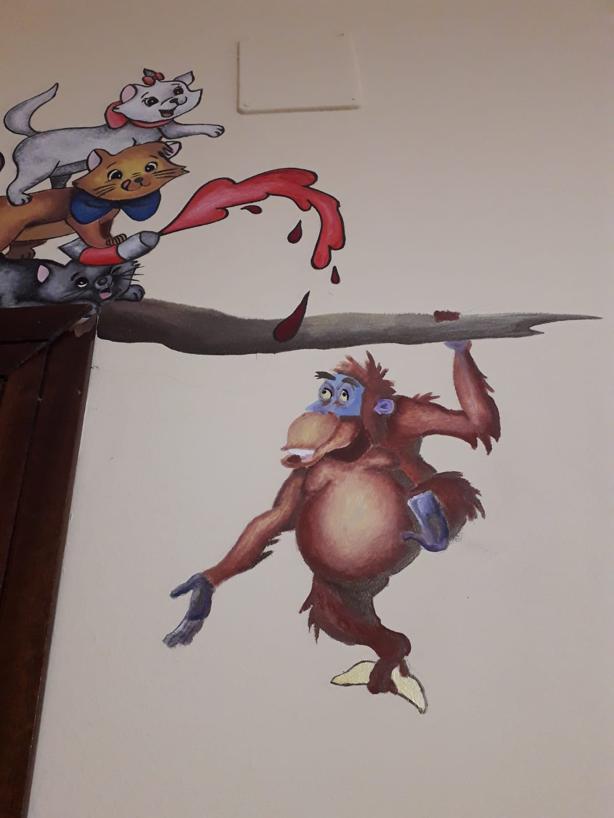 murales Disney