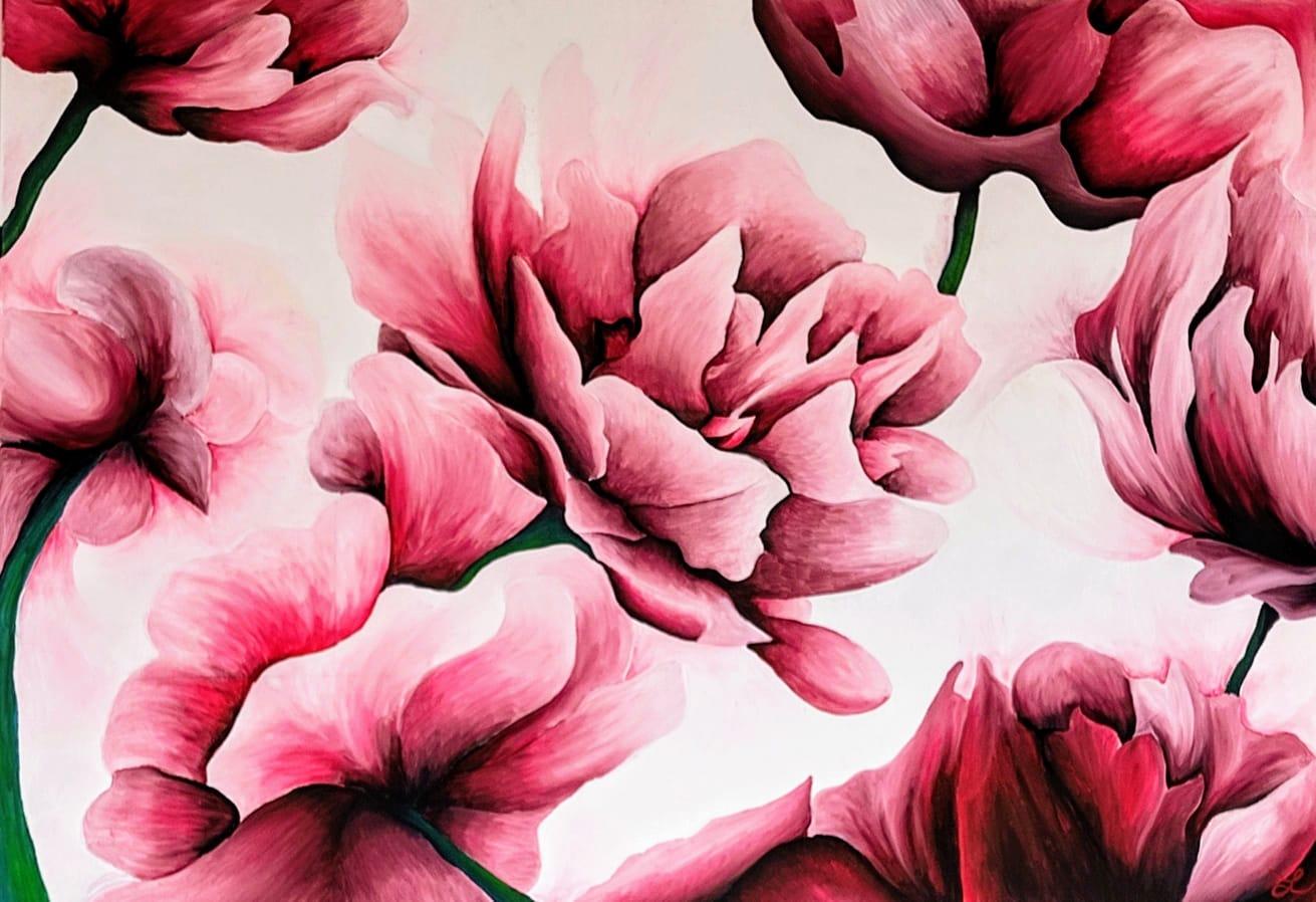 fiori - quadro